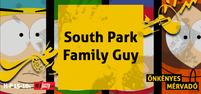 South Park, Family Guy
