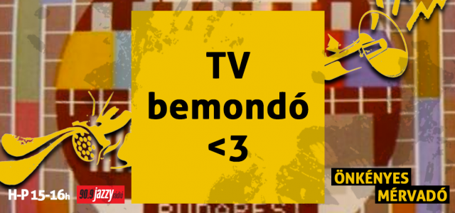 Tévébemondó