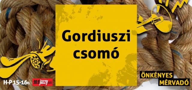 Gordiuszi csomó