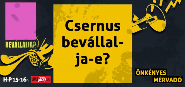 Csernus bevállalja-e?