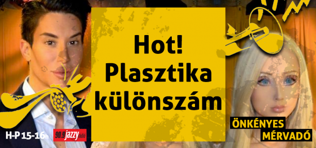 Hot! Plasztika különszám