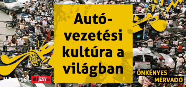 Autóvezetési kultúra