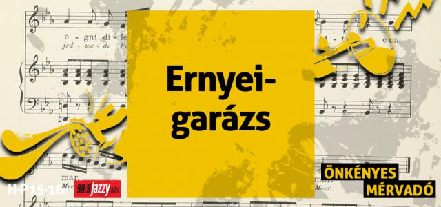 Ernyei Béla: Ernyei-garázs