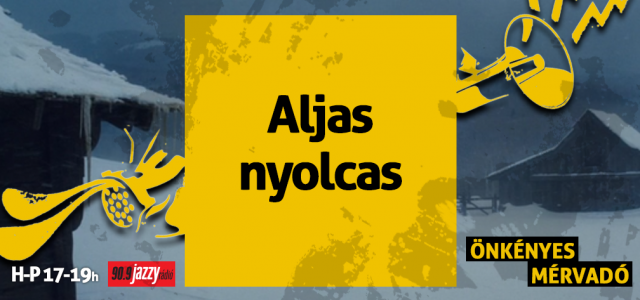 Aljas nyolcas (Hateful Eight)