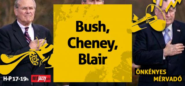 Bush-Cheney-Blair elszámoltatás