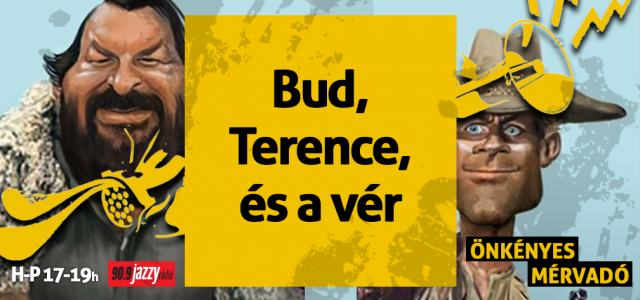 Bud, Terence, és a vér