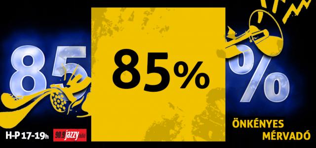 Az emberek 85%-a gyökér