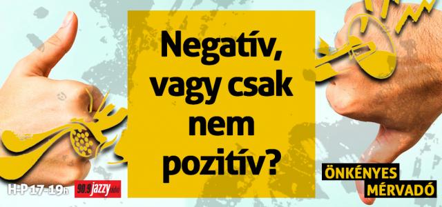 Negatív, vagy csak nem pozitív?