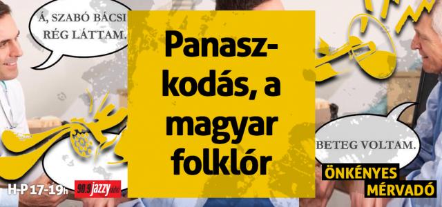 Panaszkodás, a magyar folklór