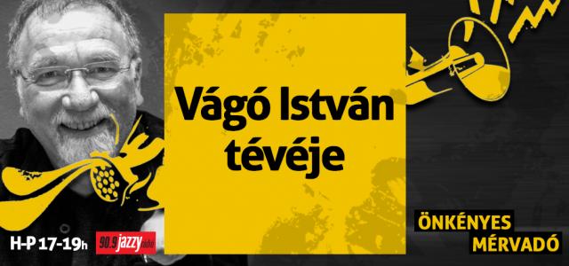 Vágó István tévéje