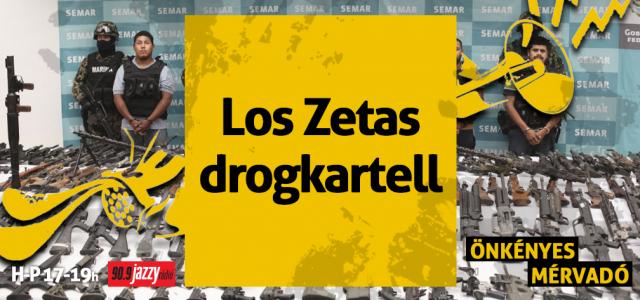 Los Zetas drogkartell