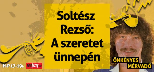 Soltész Rezső: A szeretet ünnepén