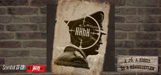 20171014 Himmler agyát Heydrichnek hívják